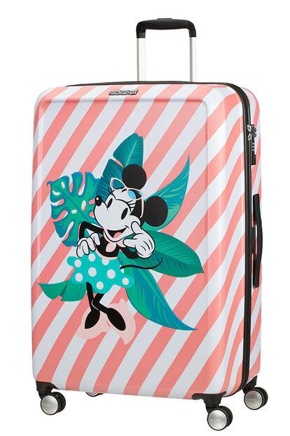Funlight Disney Resväska med 4 hjul 77cm