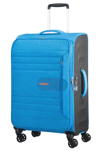 Sonicsurfer Resväska med 4 hjul 68cm