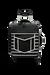 Lipault Nite Box Resväska med 4 hjul 55cm Black Suit