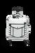Lipault Nite Box Resväska med 4 hjul 55cm White Suit