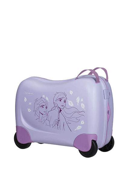 Dream Rider Disney Resväska med 4 hjul