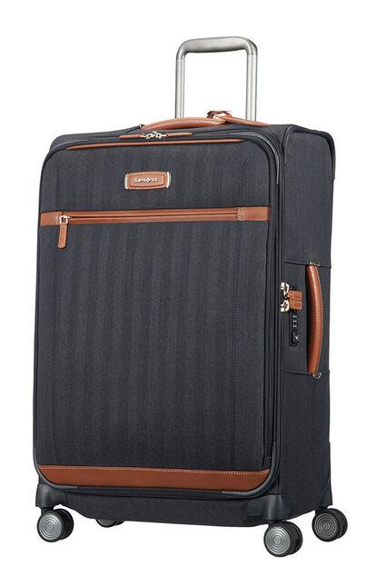 Lite DLX Expanderbar resväska med 4 hjul 67cm