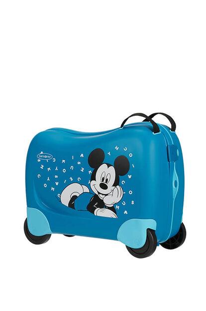 Dream Rider Disney Resväska med 4 hjul
