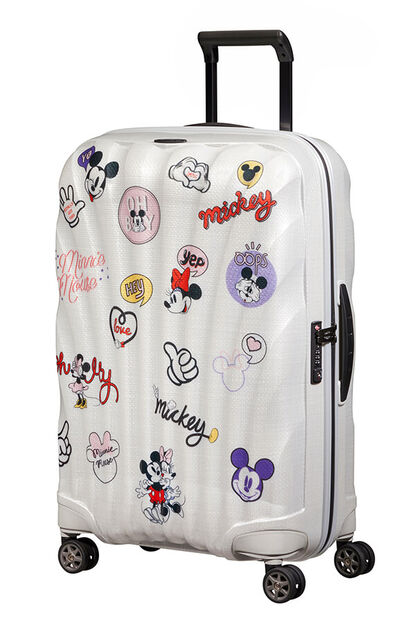 C-Lite Disney Resväska med 4 hjul 69cm