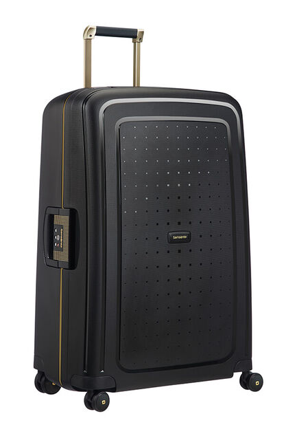 S'Cure DLX Resväska med 4 hjul 75cm