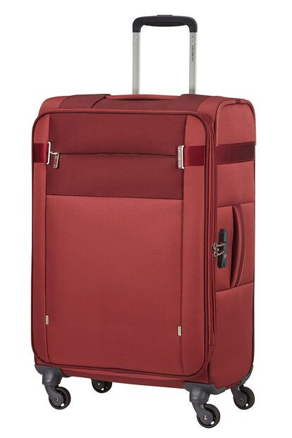 Citybeat Expanderbar resväska med 4 hjul 66cm