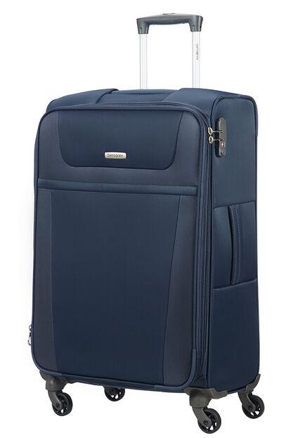 Allegio Expanderbar resväska med 4 hjul M