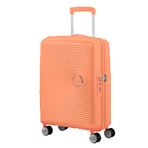 Soundbox Spinner TSA Expandable 55cm Cantaloupe
