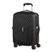 American Tourister Air Force 1 Resväska med 4 hjul 55cm Galaxy Black