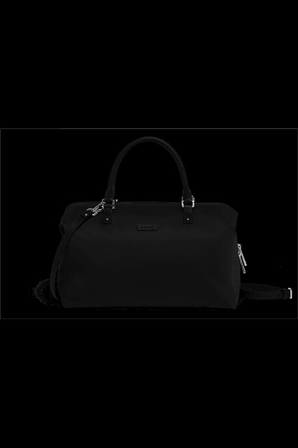 Lipault Lady Plume Bowling bag M Black