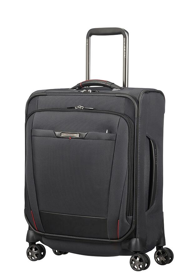 resväska med stora hjul